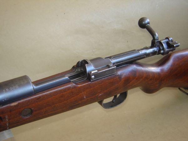 укороченная винтовка karabinek wz. 1929 17