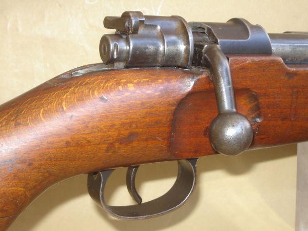 укороченная винтовка karabinek wz. 1929 20