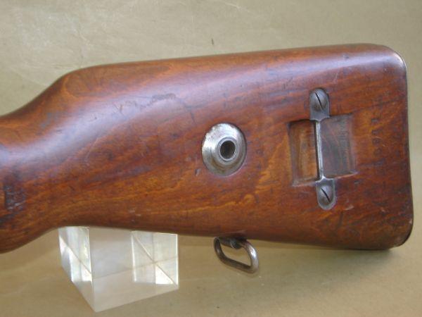 укороченная винтовка karabinek wz. 1929 23