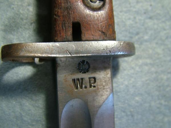 poland M1930 WP ricasso