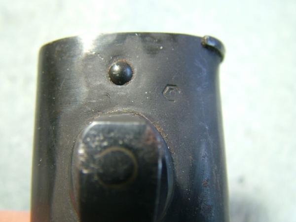 poland M1930 scabbard mark