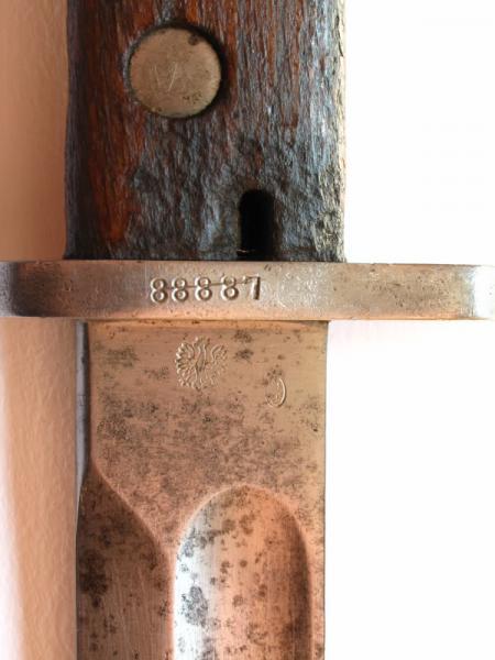 штык обр. 1929 года (майский штык) 02