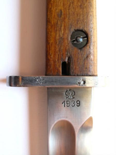 штык обр. 1929 года производства Radom 03