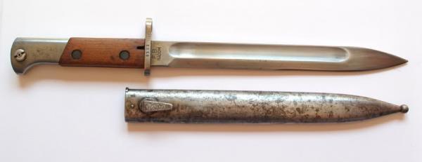 штык обр. 1929 года производства Radom 01