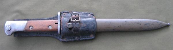 штык обр. 1929 года производства Radom 04