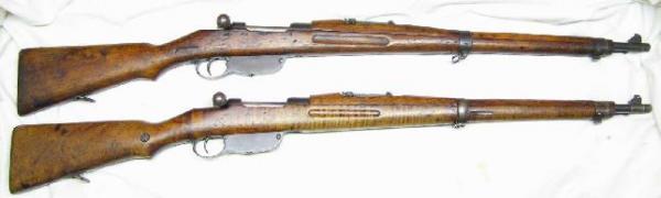 винтовки М95М 01