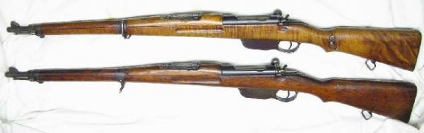 винтовки М95М 02