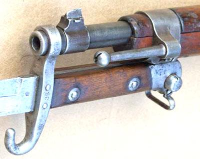 обр. 1895 для унтер офицерского состава (Австро Венгрия) на винтовке Манлихера М1895 (01)