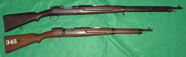 винтовка и карабин системы Манлихера Шёнауэра М1903 14 02