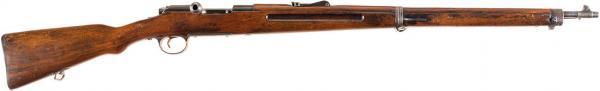 винтовка Манлихкра Шёнауэра итальянского производства Y1903 14 «BREDA 1927» 01