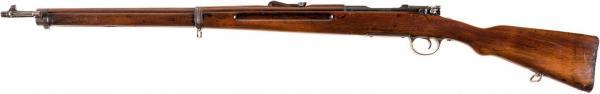 винтовка Манлихкра Шёнауэра итальянского производства Y1903 14 «BREDA 1927» 02
