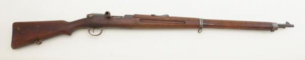 винтовка Манлихкра Шёнауэра итальянского производства Y1903 14 «BREDA 1927» 11