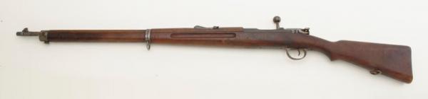 винтовка Манлихкра Шёнауэра итальянского производства Y1903 14 «BREDA 1927» 12
