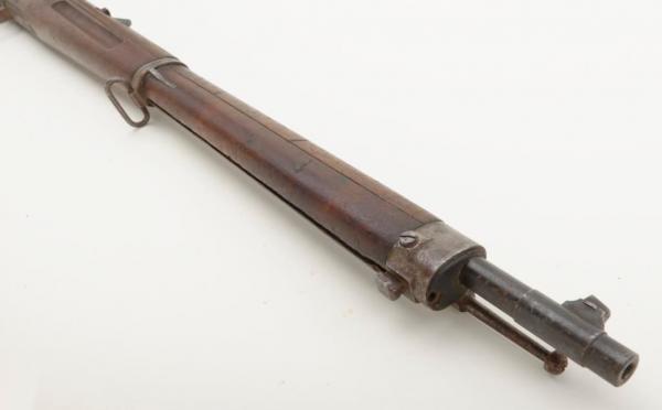 винтовка Манлихкра Шёнауэра итальянского производства Y1903 14 «BREDA 1927» 19