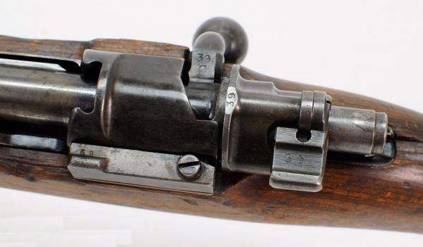 Mauser Standardmodell 1924 13