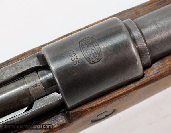 Mauser Standardmodell 1924 14
