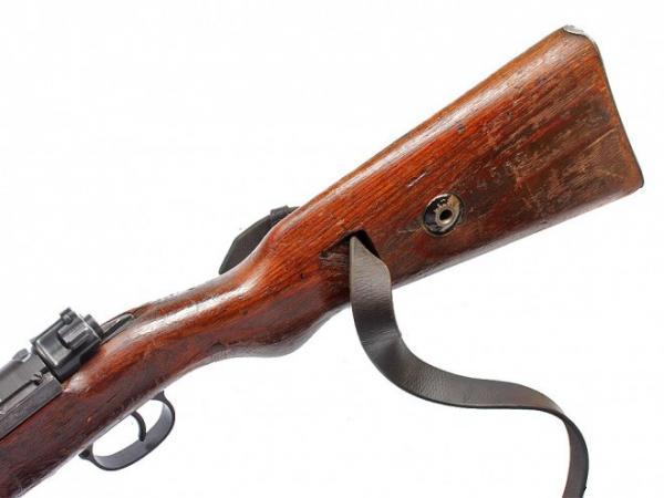 укороченная винтовка Mauser 98k 27