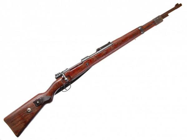 укороченная винтовка Mauser 98k 21