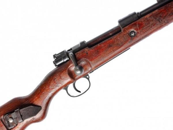 укороченная винтовка Mauser 98k 22