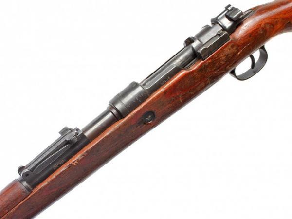 укороченная винтовка Mauser 98k 23