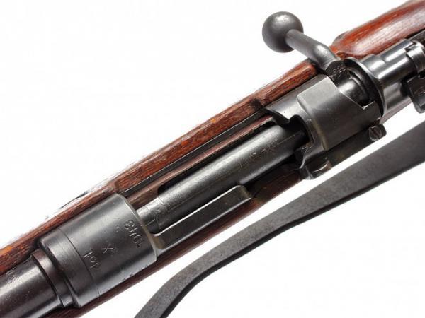 укороченная винтовка Mauser 98k 24