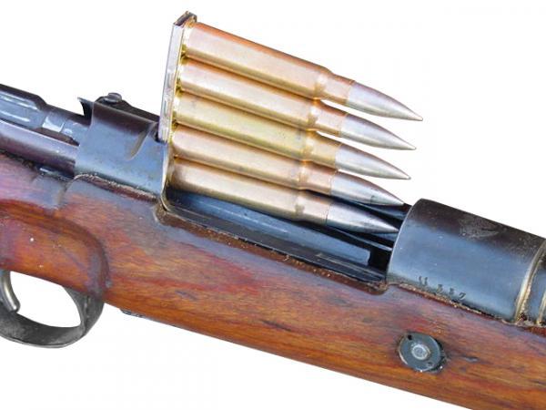 укороченная винтовка Mauser 98k 18