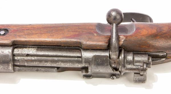 укороченная винтовка Mauser 98k 76а