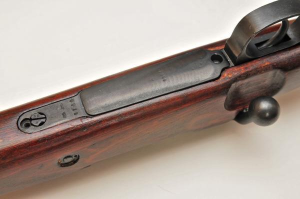 укороченная винтовка Mauser 98k 82