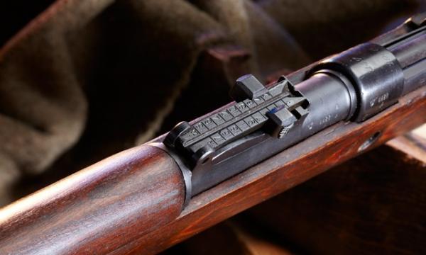 укороченная винтовка Mauser 98k 85