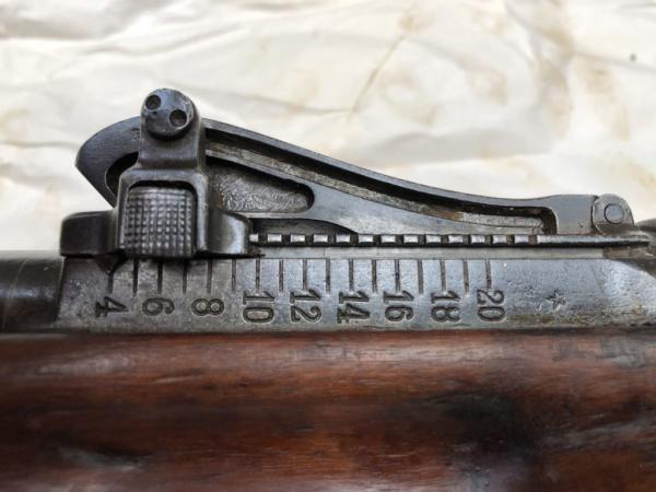 Lange Vizier от виинтовки Mauser Gewehr 98 02
