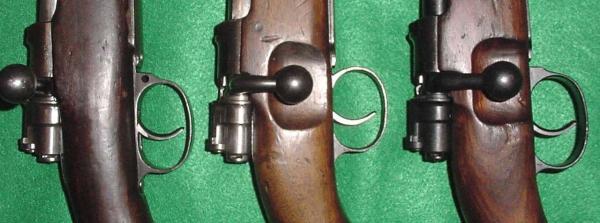 винтовки и карабины Mauser 98. Gew. 98, K98a и K98k 02