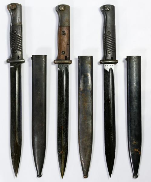 ножи немецкие обр. 1884 98 года S 84 98 III (01)