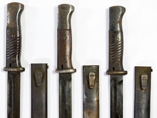 ножи немецкие обр. 1884 98 года S 84 98 III (03)