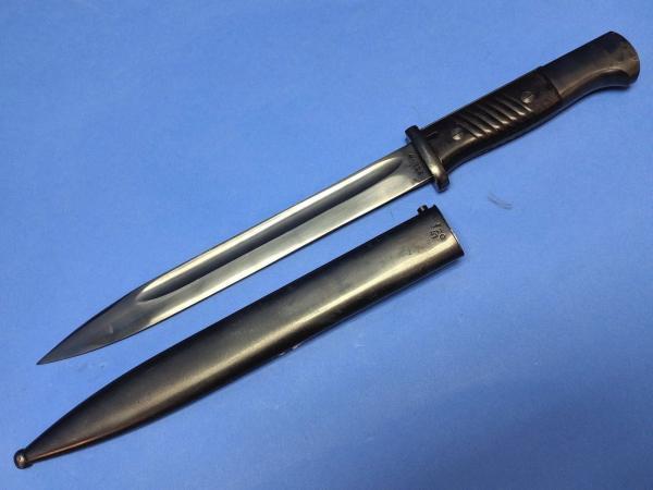 нож немецкий обр. 1884 98 года S 84 98 III 31