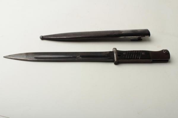 нож немецкий обр. 1884 98 года S 84 98 III 41