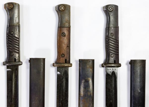 ножи немецкие обр. 1884 98 года S 84 98 III (04)