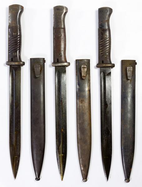 ножи немецкие обр. 1884 98 года S 84 98 III (02)