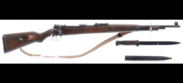 укороченная винтовка Mauser 98k 31 (1)