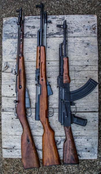 стрелковое оружие 01
