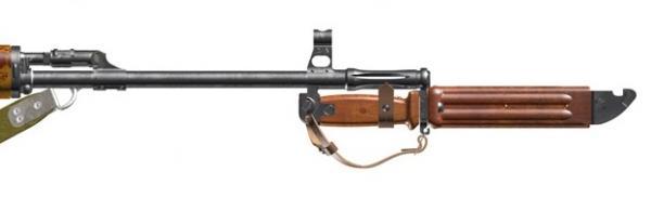 винтовка Драгунова (СВД) 22