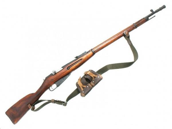 винтовка обр. 1891 1930 года 11