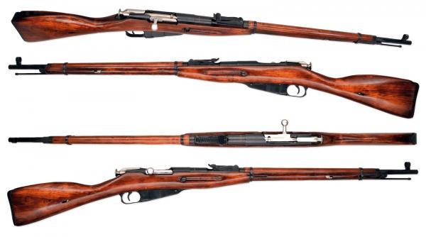 винтовка обр. 1891 1930 года 001
