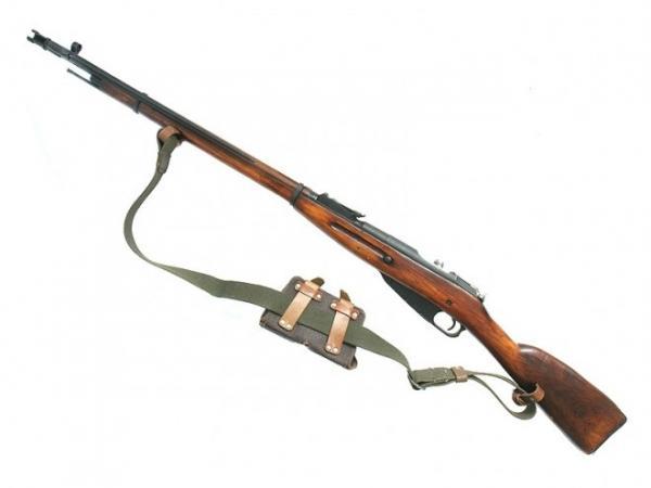 винтовка обр. 1891 1930 года 12