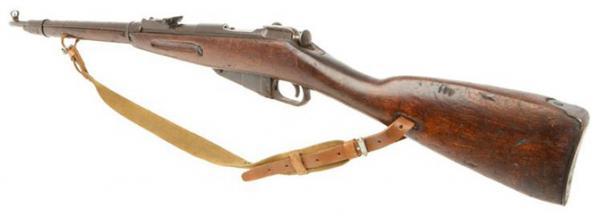 винтовка обр. 1891 1930 года 22