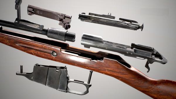 снайперской винтовки обр. 1891 1930 года 01