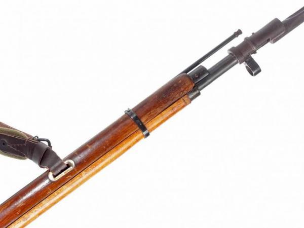 образца 1891 1930 года, примкнутый к винтовке обр. 1891 30 (02)