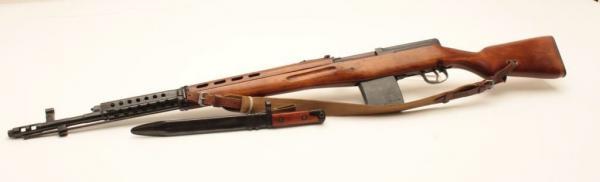 винтовка Токарева СВТ 40 31