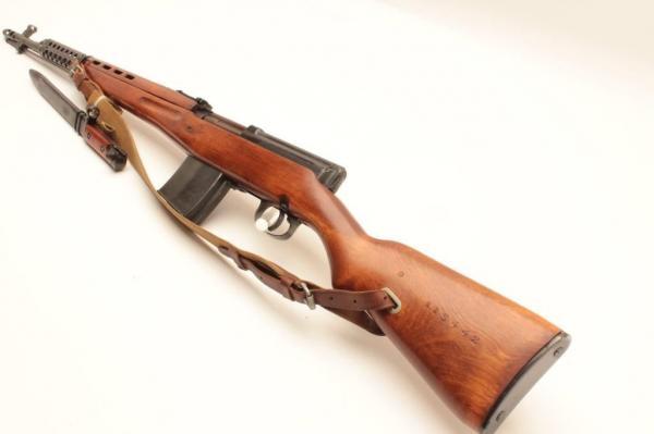 винтовка Токарева СВТ 40 32
