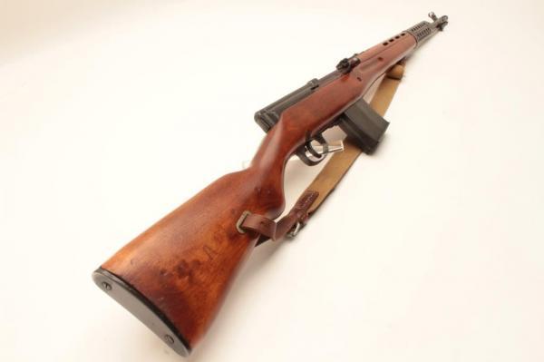 винтовка Токарева СВТ 40 33