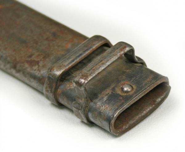 31 Скобы на ножнах к штык ножу от СВТ 40 (01)